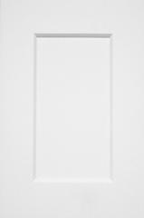 White Shaker Cabinet Door
