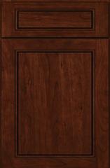 Beech color cabinet door