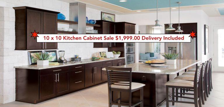 Coco Bay Kitchen Cabinets